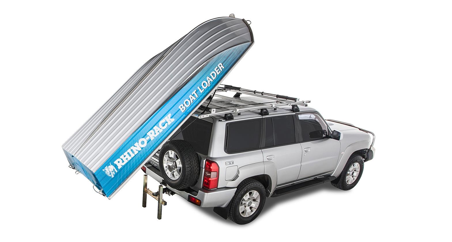 Rblw Rear Boat Loader Rhino Rack