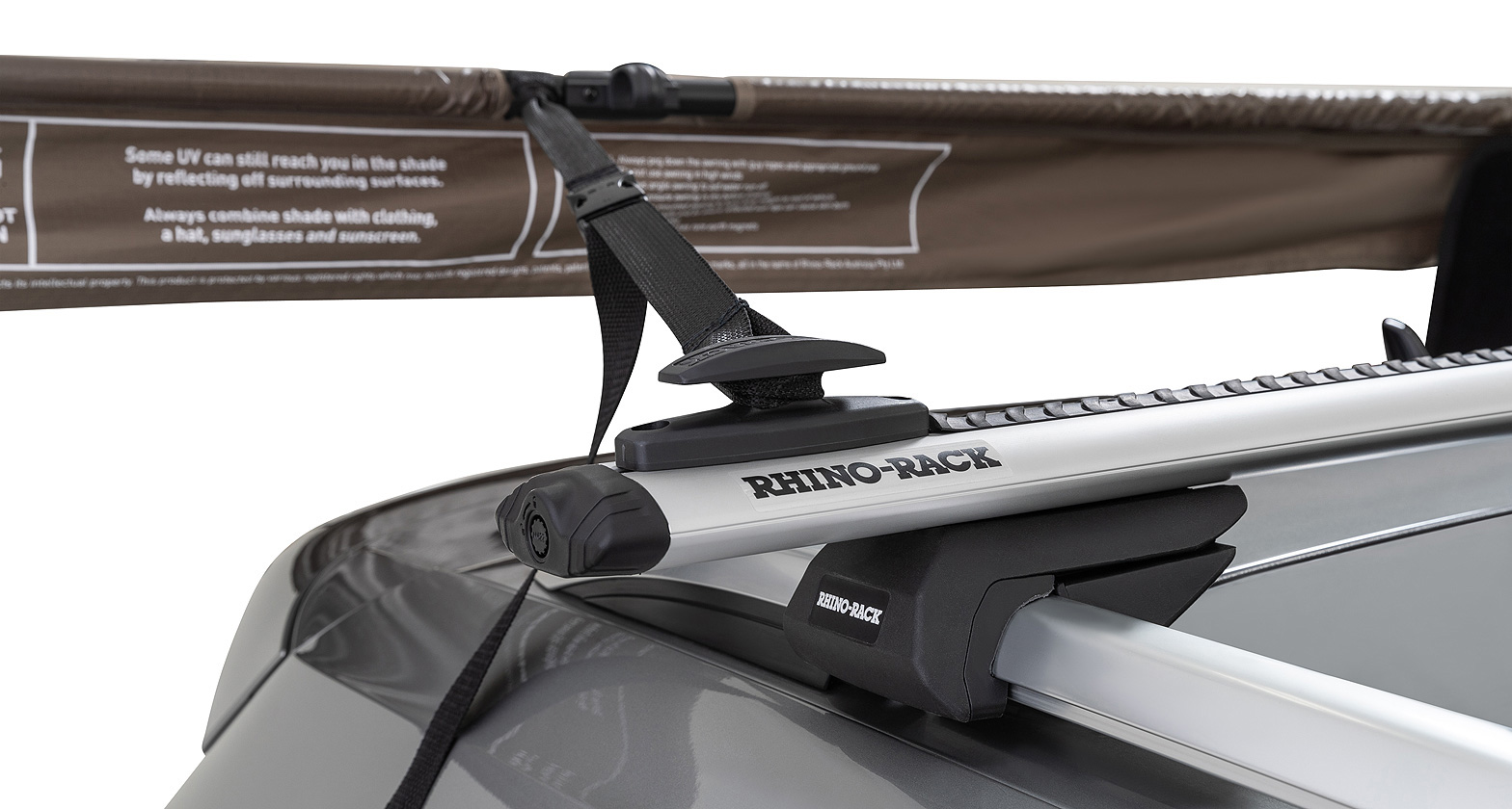 #33300 - Batwing Compact Awning (Left) | Rhino-Rack