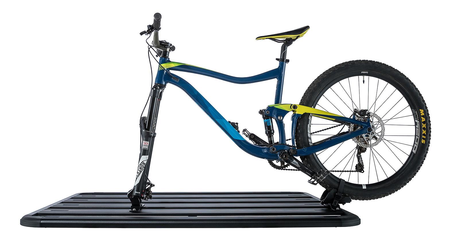 43233 Pioneer Thru Axle Bike Carrier Rhino Rack
