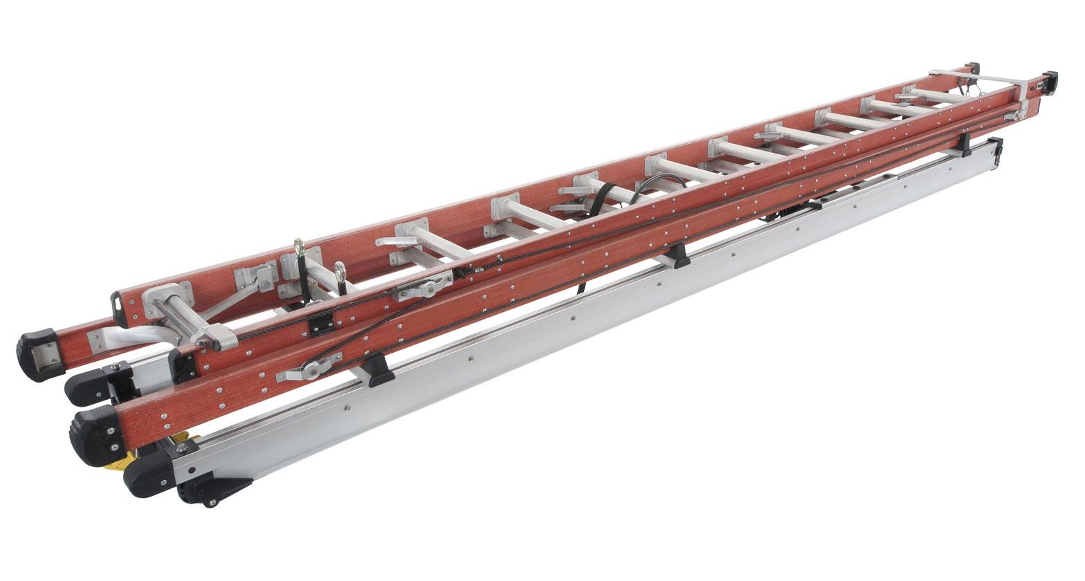 Ja0472 Ohs Ladder Loader 3 Bar Roof Rack Rhino Rack